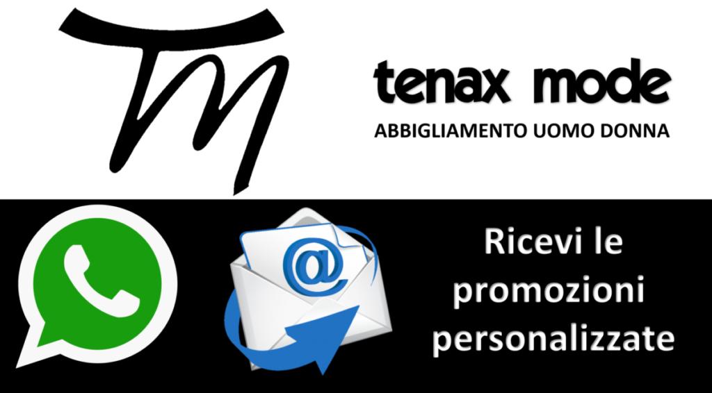 Promozioni Tenax Con Messaggi Whatsapp Ed Email