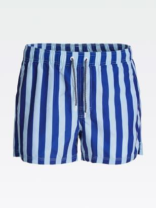 boxer righe guess