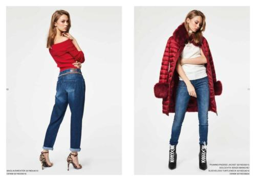 LOOK BOOK DENNY ROSE JEANS FW 19-20-page-006