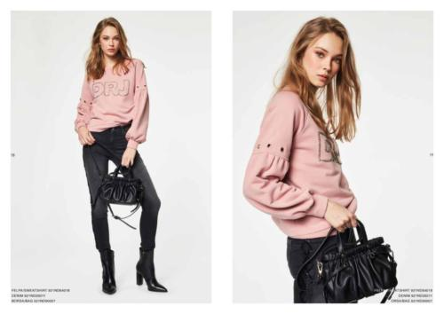 LOOK BOOK DENNY ROSE JEANS FW 19-20-page-010