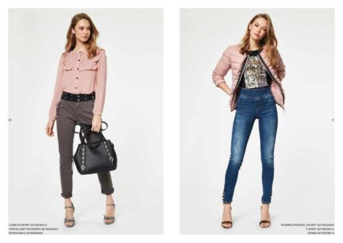 LOOK BOOK DENNY ROSE JEANS FW 19-20-page-011