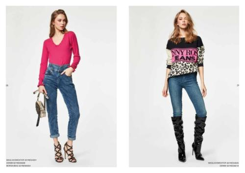 LOOK BOOK DENNY ROSE JEANS FW 19-20-page-015