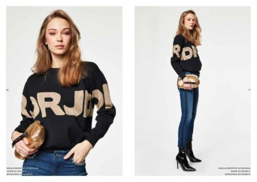 LOOK BOOK DENNY ROSE JEANS FW 19-20-page-016
