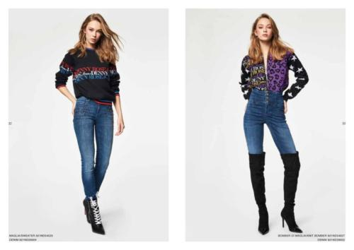 LOOK BOOK DENNY ROSE JEANS FW 19-20-page-017