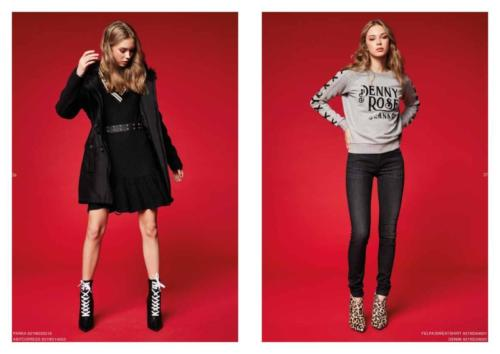 LOOK BOOK DENNY ROSE JEANS FW 19-20-page-019 (1)